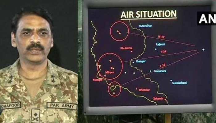 F-16 के शिकार के सबूत पर तिलमिलाया पाकिस्तान, बोलने लगा 'सफेद झूठ'