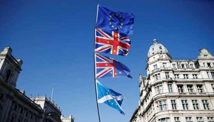 ब्रिटिश सांसदों ने बिना समझौते वाले ब्रेक्जिट पर लगाया प्रतिबंध