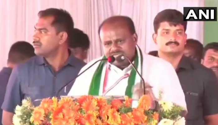 लोकसभा चुनाव 2019: PM मोदी को लेकर कर्नाटक के CM मीडिया पर बरसे, कही ये बड़ी बात