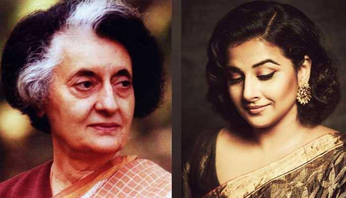 इंदिरा गांधी के किरदार में नजर आएंगी विद्या बालन! जल्द हो सकती है वेबसीरीज की शुरुआत