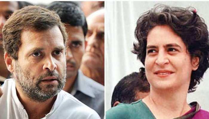 राजस्थान: प्रियंका और राहुल गांधी समेत ये 40 नेता होंगे कांग्रेस के स्टार प्रचारक