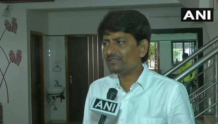 लोकसभा चुनाव से पहले कांग्रेस को एक और झटका, अल्पेश ठाकोर ने दिया इस्तीफा