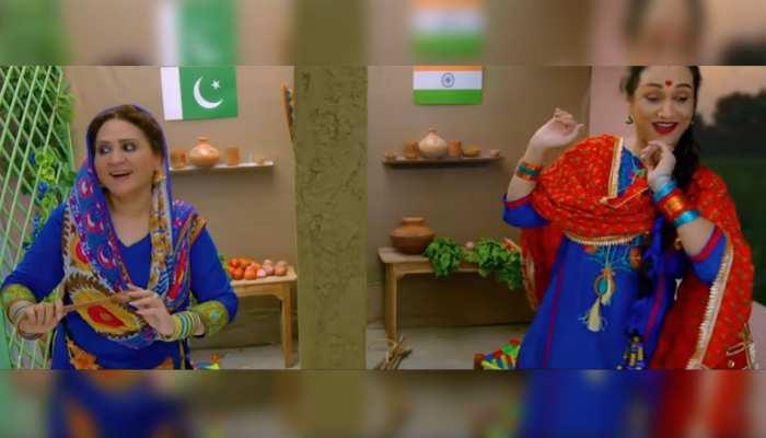 VIDEO: भारत और पाकिस्तान को लेकर बनाया गया यह रैप सॉन्ग हुआ वायरल, आप भी देखिये