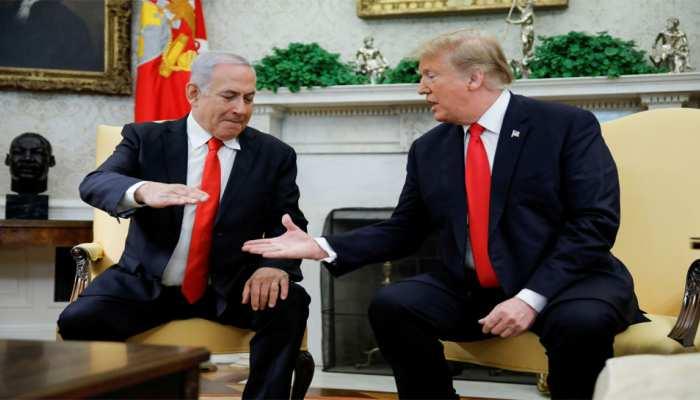 डोनाल्ड ट्रंप ने कहा, 'नेतन्याहू की जीत अमेरिकी शांति योजना के लिए बेहतर मौका'