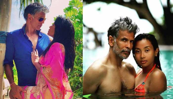 Milind Soman and Ankita Konwar's beach getaway in the Maldives is straight out of paradise; see pics