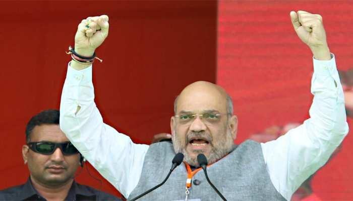 हिंदू, बौद्ध, जैन, सिख शरणार्थियों के अलावा हर घुसपैठिए को देश से निकाल बाहर करेंगे: अमित शाह