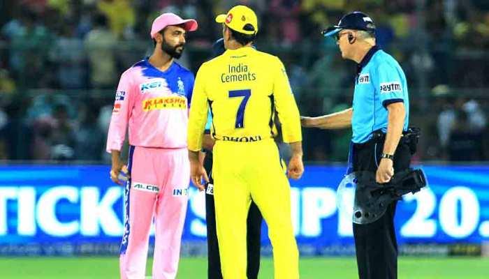IPL-12: अंपायर से भिड़कर भी बैन से बच गए धोनी, मिली बस इतनी सी सजा