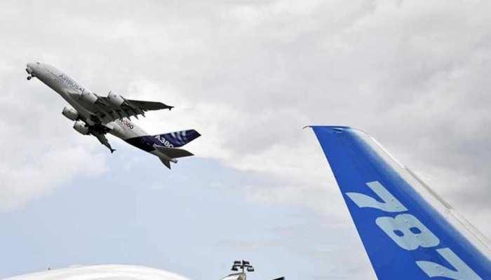विमान सब्सिडी पर अमेरिका के खिलाफ शुल्क लगाने को तैयार यूरोपीय संघ