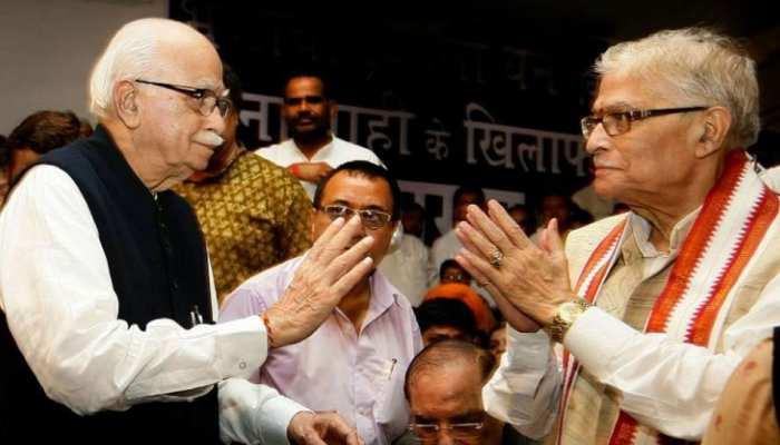 मुरली मनोहर जोशी ने चुनाव आयोग से की जांच की मांग, कहा- लालकृष्ण आडवाणी को नहीं लिखा कोई पत्र
