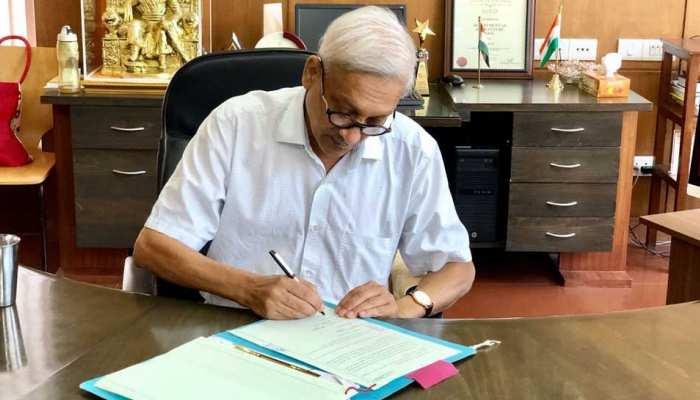 शरद पवार के बयान पर पर्रिकर के बेटे ने जताया दुख, 'राजनैतिक लाभ के लिए मेरे पिता का नाम लिया गया'