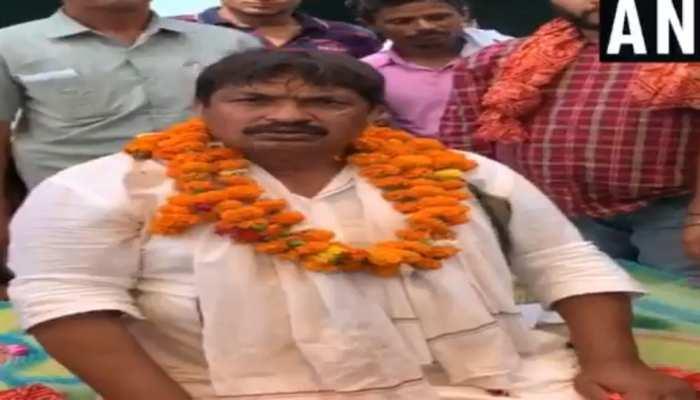 VIDEO: BSP के गुड्डू पंडित के बिगड़े बोल, राज बब्बर और कांग्रेस समर्थकों के खिलाफ की आपत्तिजनक टिप्पणी
