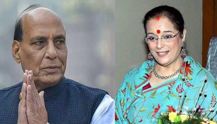 लखनऊ में राजनाथ सिंह को टक्कर देंगी शत्रुघ्न सिन्हा की पत्नी, गठबंधन के टिकट पर लड़ेंगी चुनाव!