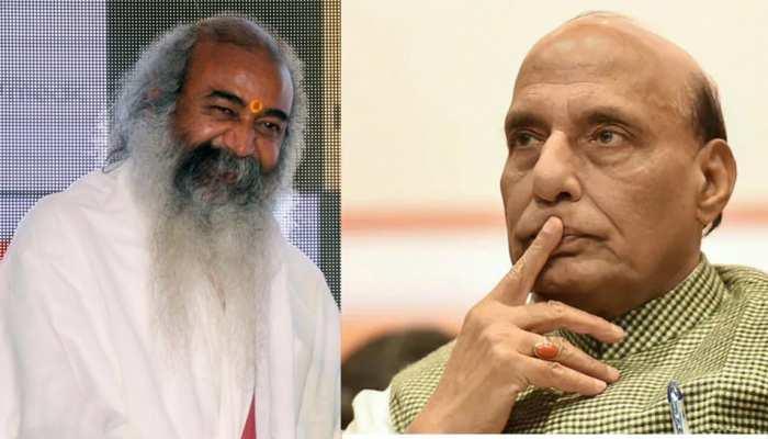 लखनऊ में राजनाथ सिंह के खिलाफ लड़ेंगे आचार्य प्रमोद कृष्णम, कांग्रेस ने घोषित किए 3 उम्मीदवार