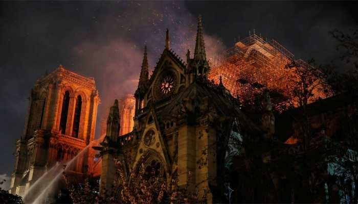 8 सदी पुराना चर्च, बनने में 200 साल लगे, जहां महान नेपोलियन की ताजपोशी और विवाह हुआ