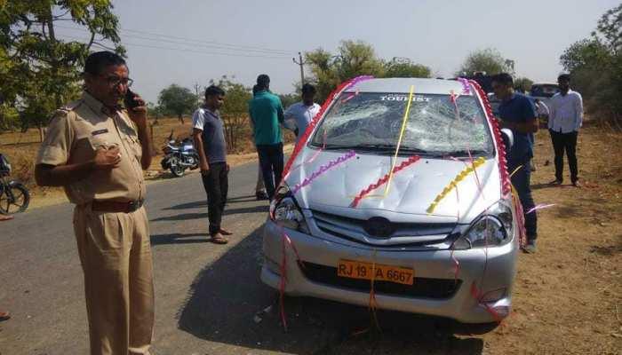 राजस्थान में बदमाशों ने फिल्मी स्टाइल में किया दुल्हन को किडनैप