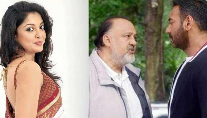 अजय देवगन पर फूटा तनुश्री दत्ता का गुस्सा, बोलीं- 'इंडस्ट्री पाखंडियों से भरी हुई है'