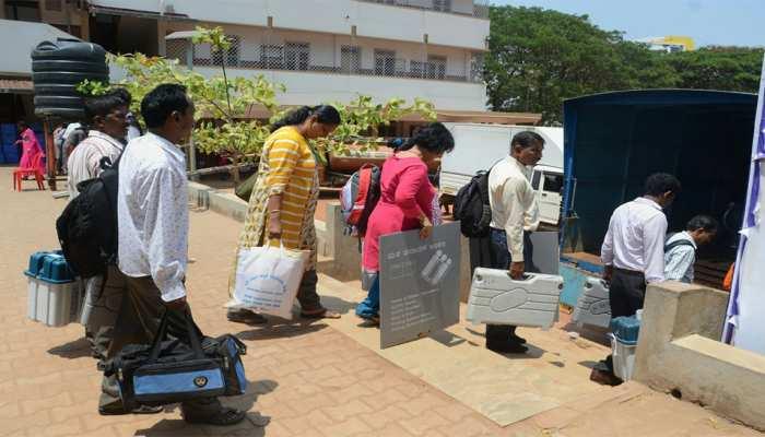लोकसभा चुनाव 2019: दूसरे चरण का मतदान शुरू, 95 सीटों पर डाले जा रहे वोट