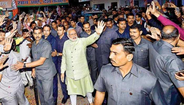 PM मोदी के हेलीकॉप्टर की तलाशी लेने पर चुनाव आयोग ने अधिकारी को किया सस्पेंड