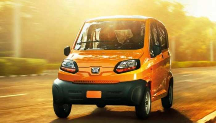 Bajaj launched Qute in Maharashtra at just rs 2.48 lakh
