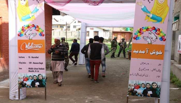 लोकसभा चुनाव 2019: श्रीनगर लोकसभा सीट के 90% मतदान केंद्रों पर किसी ने नहीं डाला वोट