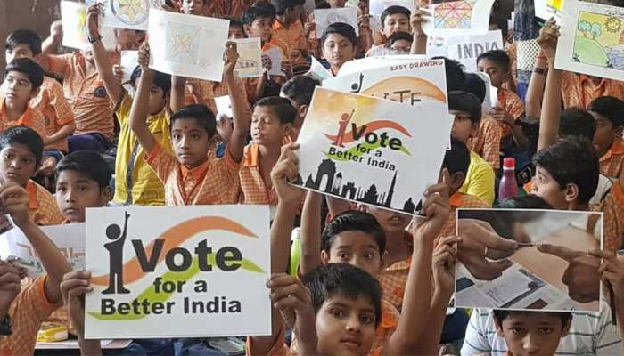 लोकसभा चुनाव 2019: दूसरे चरण में पड़े 66% वोट, कहां कितनी हुई वोटिंग, यहां जानें