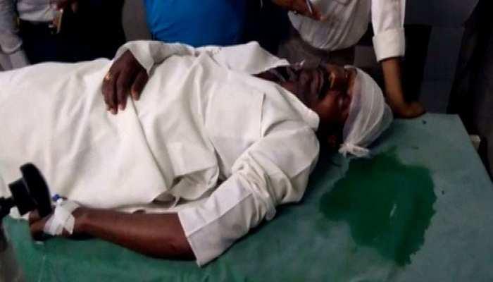 मथुरा में मतदान के दिन चुनावी रंजिश में BJP नेता पर जानलेवा हमला, सपा पर आरोप