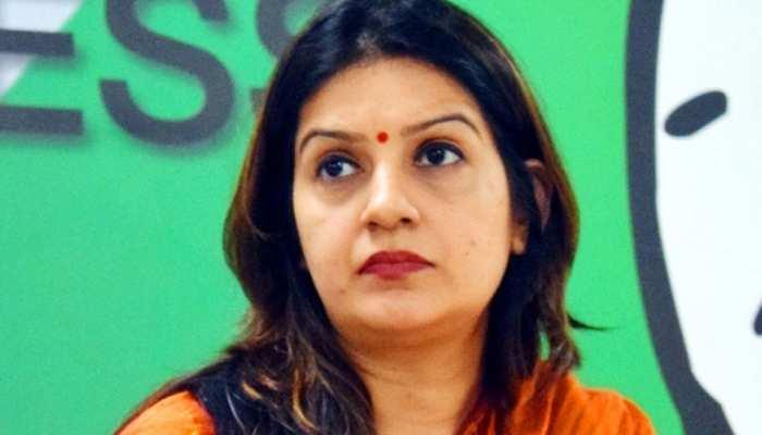 प्रियंका चतुर्वेदी के कांग्रेस छोड़ने की अटकलें तेज, पार्टी का व्हाट्सएप ग्रुप छोड़ा, Twitter से हटाया पद