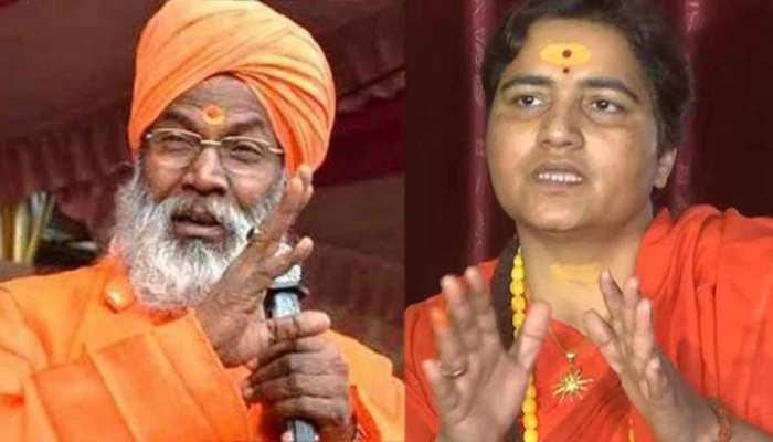 साक्षी महाराज बोले, 'BJP ने नारी शक्ति का किया सम्मान, इसलिए प्रज्ञा ठाकुर को दिया टिकट'