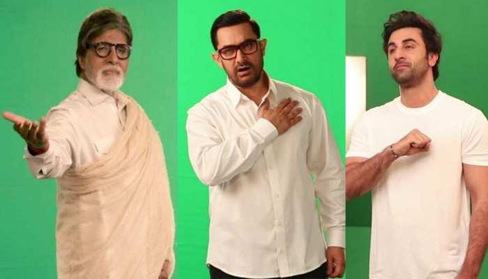 पुलवामा के शहीदों को सितारों ने किया नमन, अमिताभ-आमिर और रणबीर ने ऐसे दी श्रद्धांजलि
