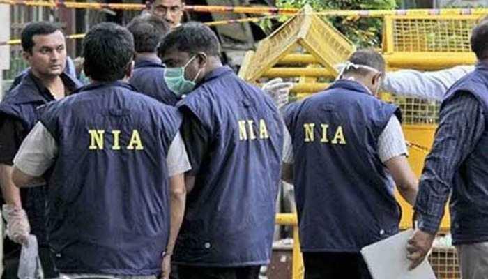 आईएस मॉड्यूल मामला: NIA की टीम ने हैदराबाद और महाराष्ट्र में की छापेमारी