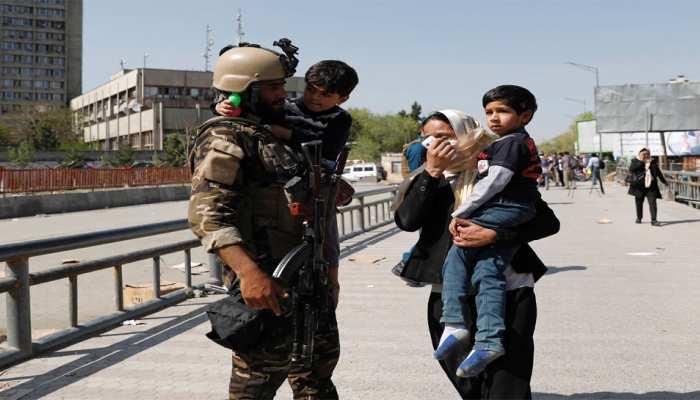 काबुल में आतंकी हमला, सात लोगों की मौत, 8 घायल