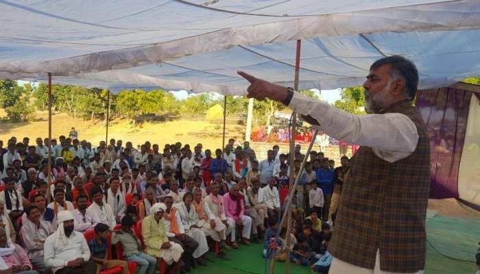 BJP सांसद का दावा, मध्य प्रदेश में कुछ दिनों की मेहमान है कमलनाथ सरकार