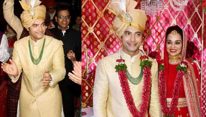 PHOTOS : दिव्यांका त्रिपाठी के एक्स ने रचाई शादी, नाचते-गाते अपनी दुल्हनिया को लेने पहुंचे