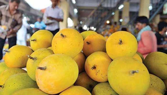 जयपुर: फलों का राजा 'आम' हुआ सस्ता, कीमतों में हुई जमकर गिरावट