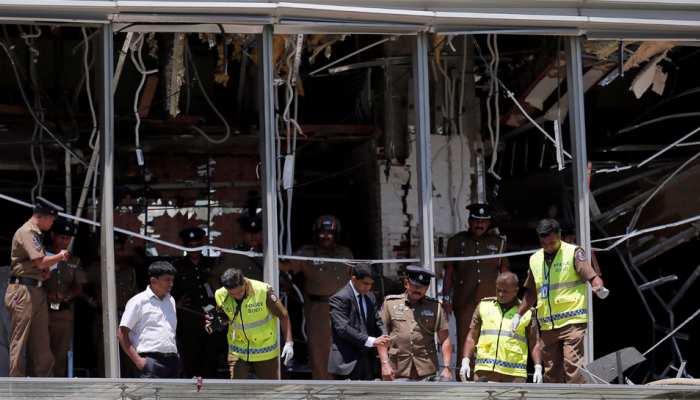 कोलंबो में हुआ 8वां बम धमाका, अब तक गईं 162 जानें, पूरे देश में कर्फ्यू