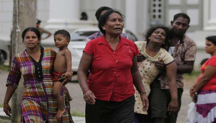8 सीरियल धमाकों से दहला श्रीलंका, 215 लोगों की मौत, देश में लगा कर्फ्यू