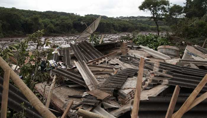 कोलंबिया में मकान की मिट्टी धंसने से 17 लोगों की मौत, 13 लापता