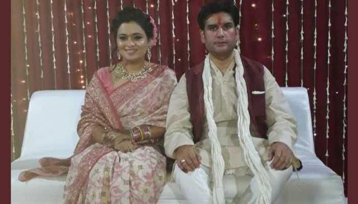 पुलिस ने रोहित शेखर की पत्नी अपूर्वा से लगातार तीसरे दिन पूछताछ की