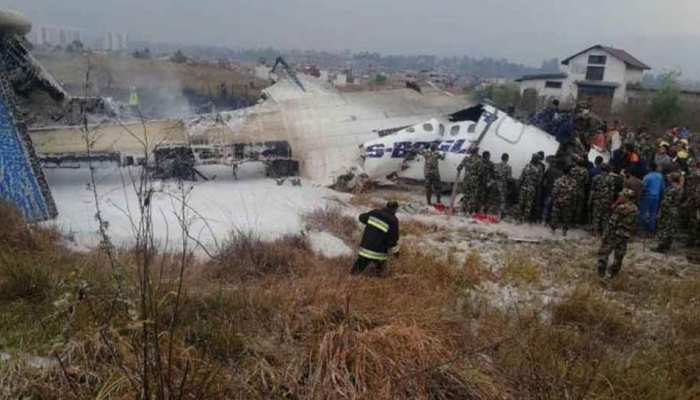अमेरिका में विमान हुआ दुर्घटनाग्रस्त, पायलट सहित छह लोगों की मौत