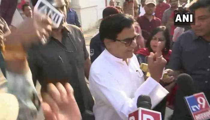 सपा नेता रामगोपाल यादव ने मायावती के पीएम बनने के सवाल का दिया ये जवाब...