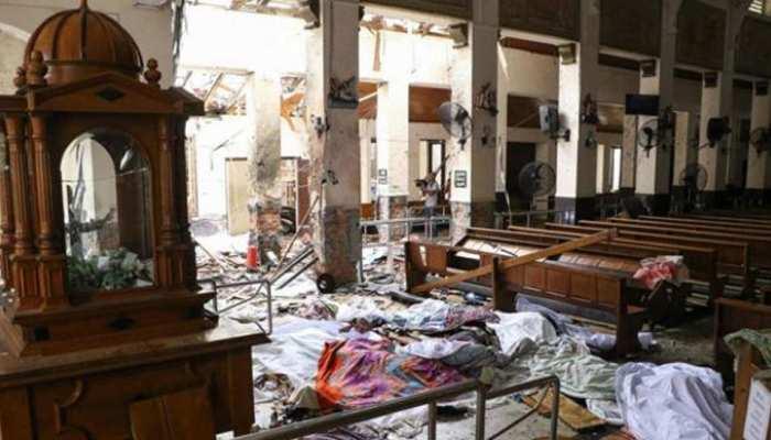 IS ने श्रीलंका के बम धमाकों की ली जिम्मेदारी, 7 आत्मघाती हमलावरों की हुई पहचान