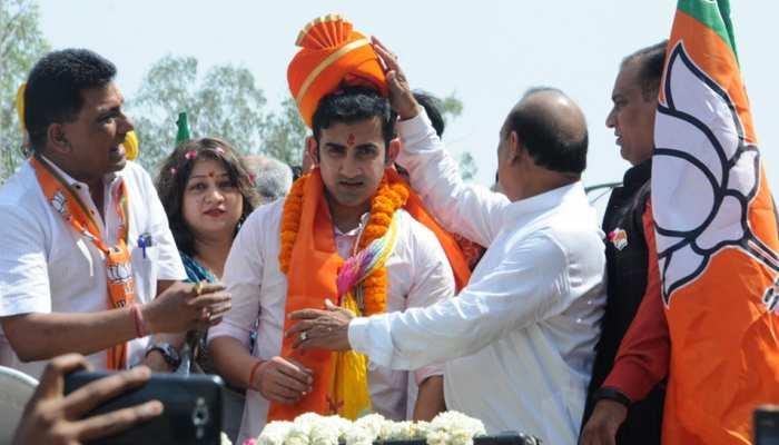 bjp candidate Gautam Gambhir richest among Lok Sabha candidates in Delhi