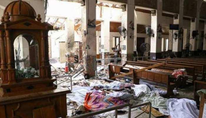 श्रीलंका में हुए सिलसिलेवार विस्फोट में मृतकों की संख्या बढ़कर 359 हुई