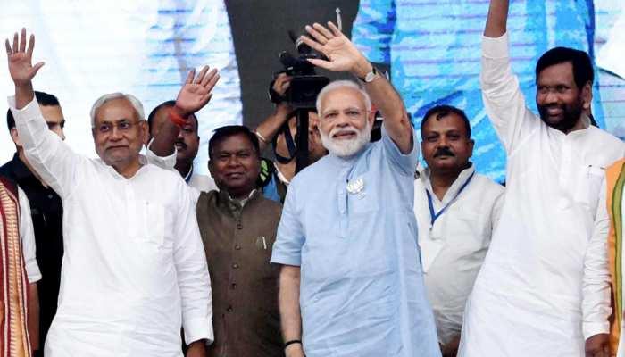 काशी में दिखेगी NDA की एकजुटता, PM मोदी के नामांकन में नीतीश कुमार सहित शामिल होंगे कई दिग्गज