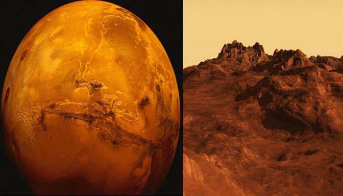तेज भूकंप से हिल गया मंगल ग्रह, इंसानी बस्ती बसाने की चल रही है तैयारी