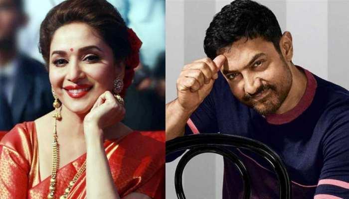 आमिर खान ने इस बात पर किया माधुरी का धन्यवाद, बोले- 'मेरे कहने पर आप...'