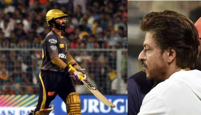VIDEO: IPL में हारी किंग खान की टीम, लगा ऐसा सदमा कि छलक पड़े चियर लीडर के आंसू!