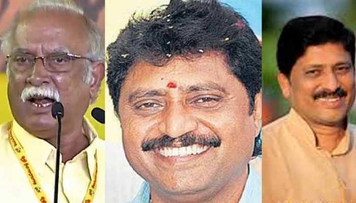 विजयनगरम लोकसभा: क्या अपनी सीट बचाने में कामयाब होंगे अशोक गजपति राजू?