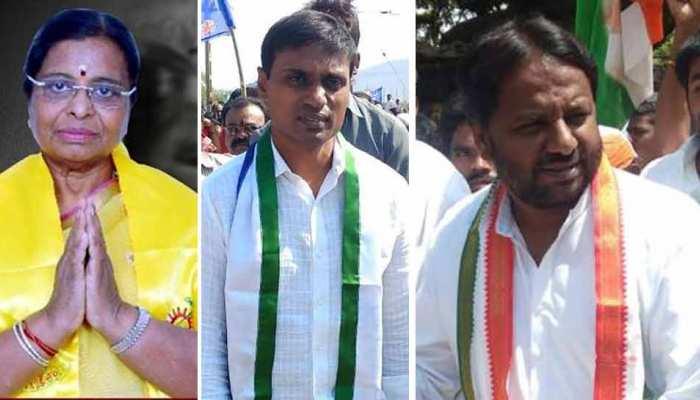 राजमपेट में इस बार त्रिकोणीय मुकाबला, YSRCP, कांग्रेस और टीडीपी के बीच मुकाबला
