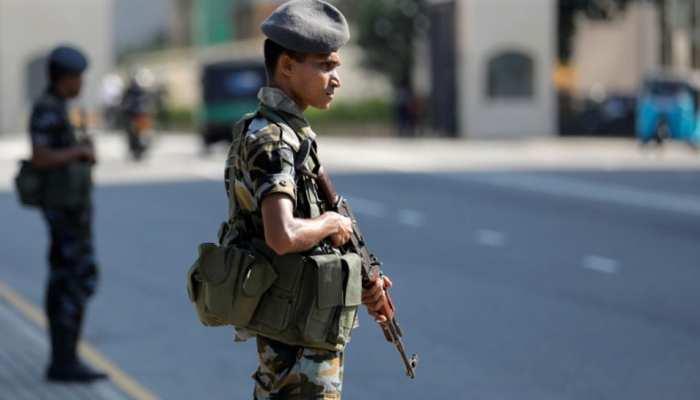 श्रीलंका: गोलीबारी में इस्लामिक स्टेट के 3 आतंकी और 6 बच्चों समेत 15 लोगों की मौत
